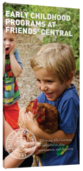 Early Childhood Programs at Friends' Central