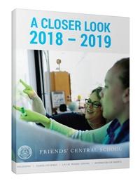 A Closer Look 2018-2019