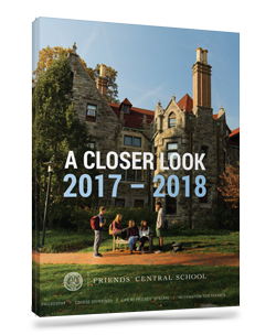 Take A Closer Look At Friends' Central School