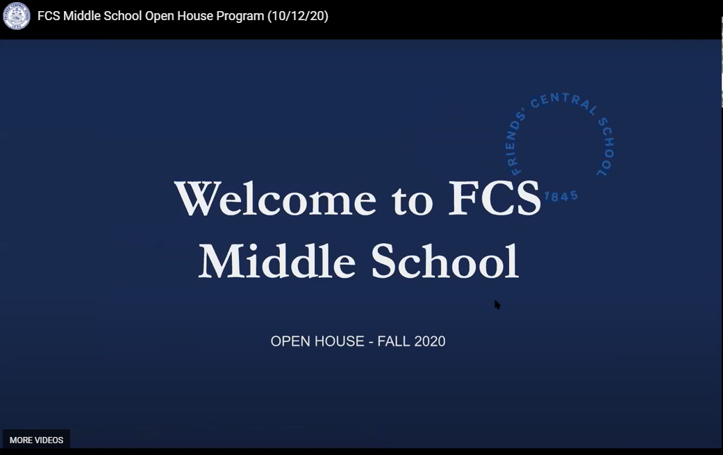 MS Open House